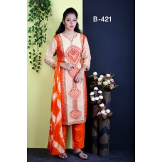 Cotton 3 Piece (BT-421)