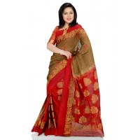 Tangail Maslice Cotton Saree (TB-466)